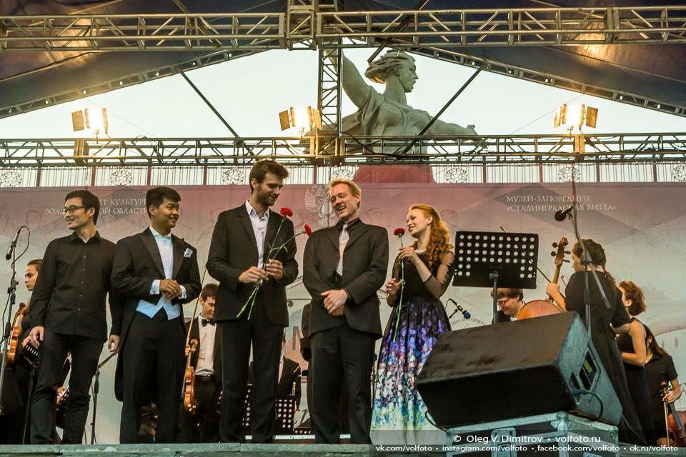 Мероприятия Международного Культурного Центра состоялись в Волгограде